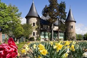 Picomtal - Fachada do castelo