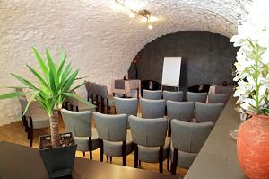 Les Olivades - Sala de seminarios
