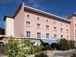 Hotel Azur Restaurant - Fachada Hotel