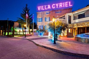 Villa Cyriel - Outdoors