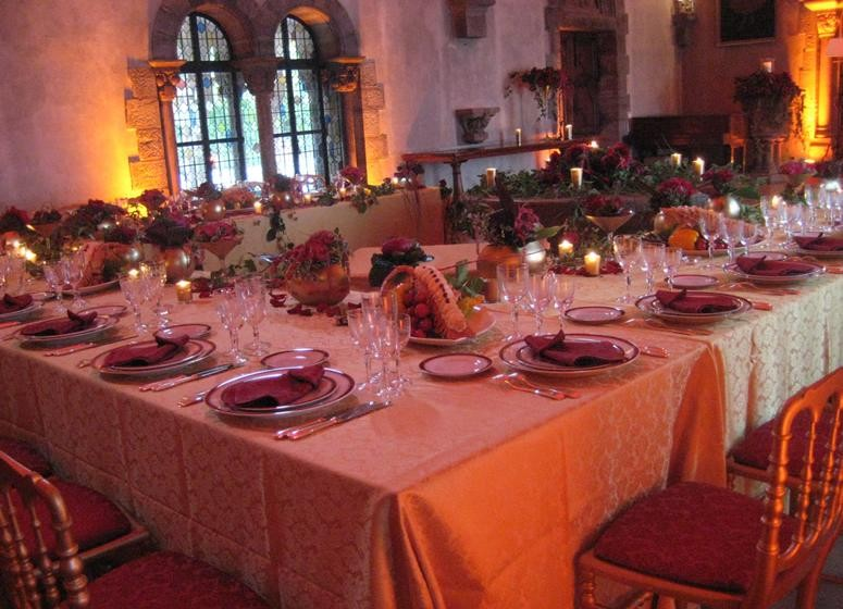 Ch teau de la napoule salle s minaire cannes 06 - La table marseillaise chateau gombert ...