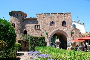 Château de la Napoule - Seminario de Mandelieu-la-Napoule