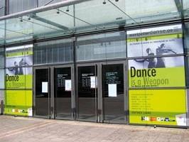Centre National de la Danse - seminário Pantin