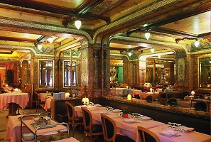 Brasserie Mollard - sala de restaurante