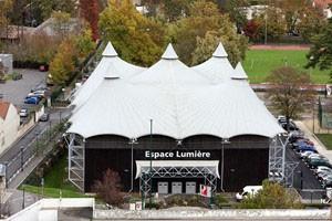 Light Space - Epinay-sur-Seine seminar