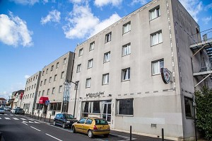 Milton Hotel Parigi - Esterno