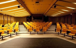 Mains d'Oeuvres - Sala de conferencias