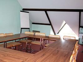 Buro Club de Rennes Noreste - Sala de reuniones