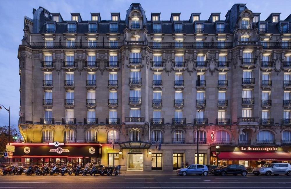 Holiday inn paris - gare de l'est - hotel seminario paris