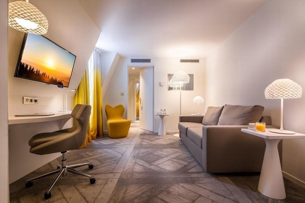 Holiday Inn Paris - Gare de l'Est - continuado