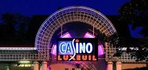 Casino Joa del logotipo luxeuil