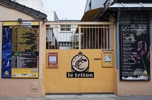 Triton - seminar Les Lilas
