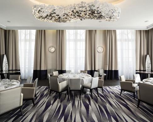 Intercontinental Marseille Hotel Dieu - Restaurant