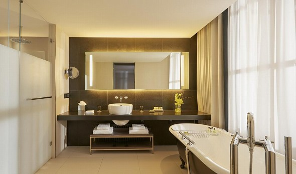 Intercontinental Marseille Hotel Dieu - Badezimmer