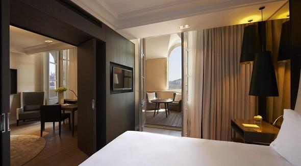 Intercontinental Marseille Hotel Dieu - Zimmer
