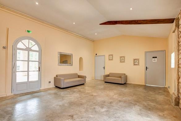 Alphéran castle - room rental