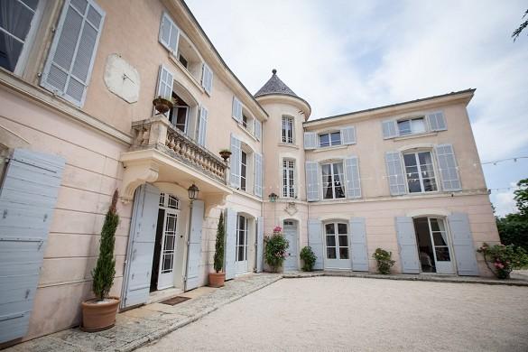 Château d'Alphéran - prestigious seminar