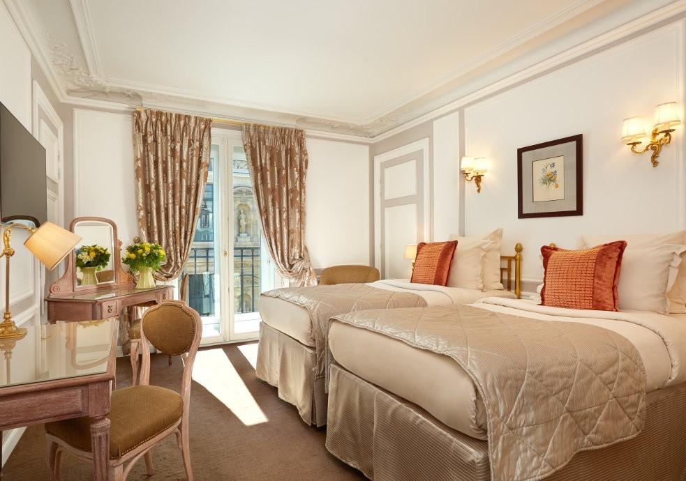Regina Hotel - Room