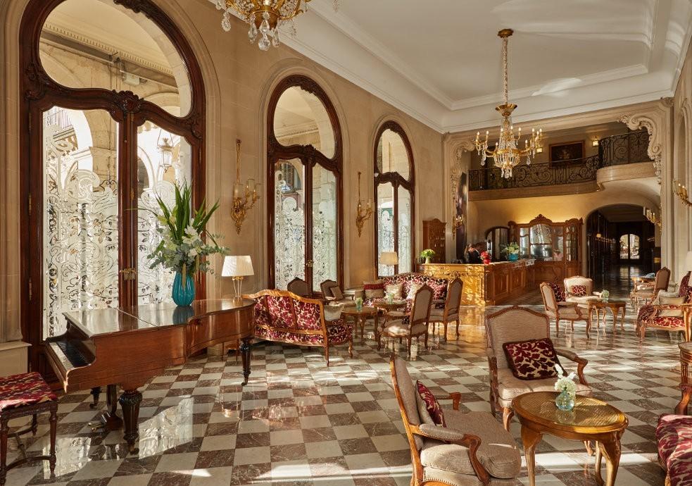 Hotel Regina - Recepción