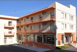 Hotel California Valencia - Hotel Front