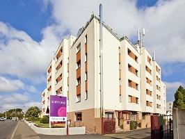 Cerise Hotel Nantes la Beaujoire - Exterior