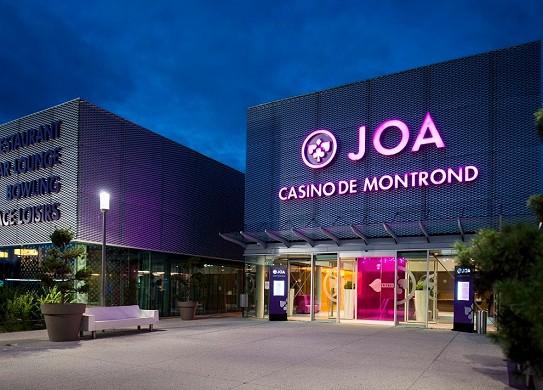 Casino Joa de Montrond - exterior