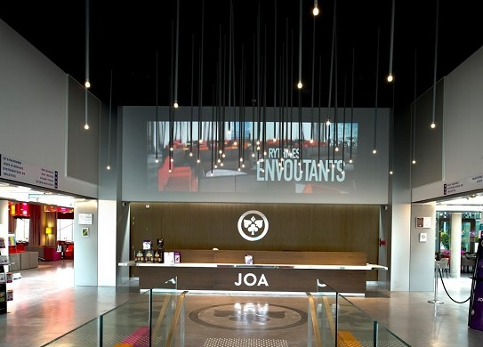 Joa de montrond casino - reception
