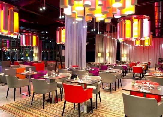 Casino joa de montrond - restaurante