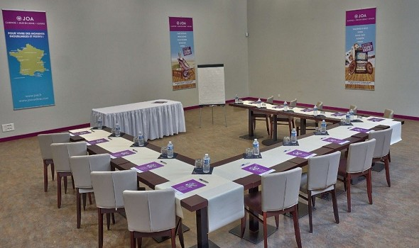 Casino joa de st-aubin - meeting room