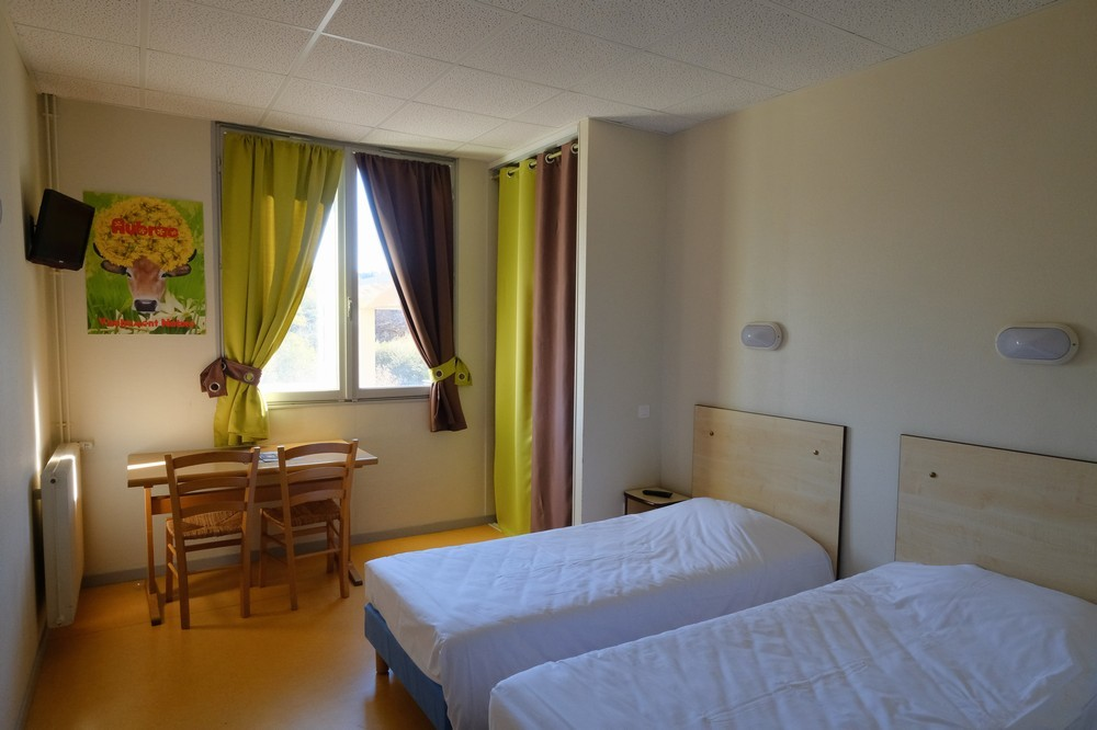 Cap france - aubrac flowers - room