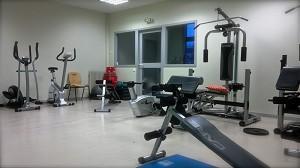 Sala de deporte