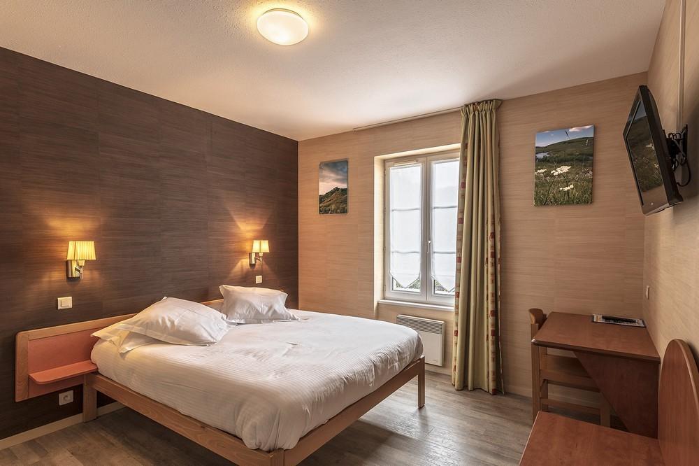 Cap France - Oustal Pont-les-Bains - Schlafzimmer