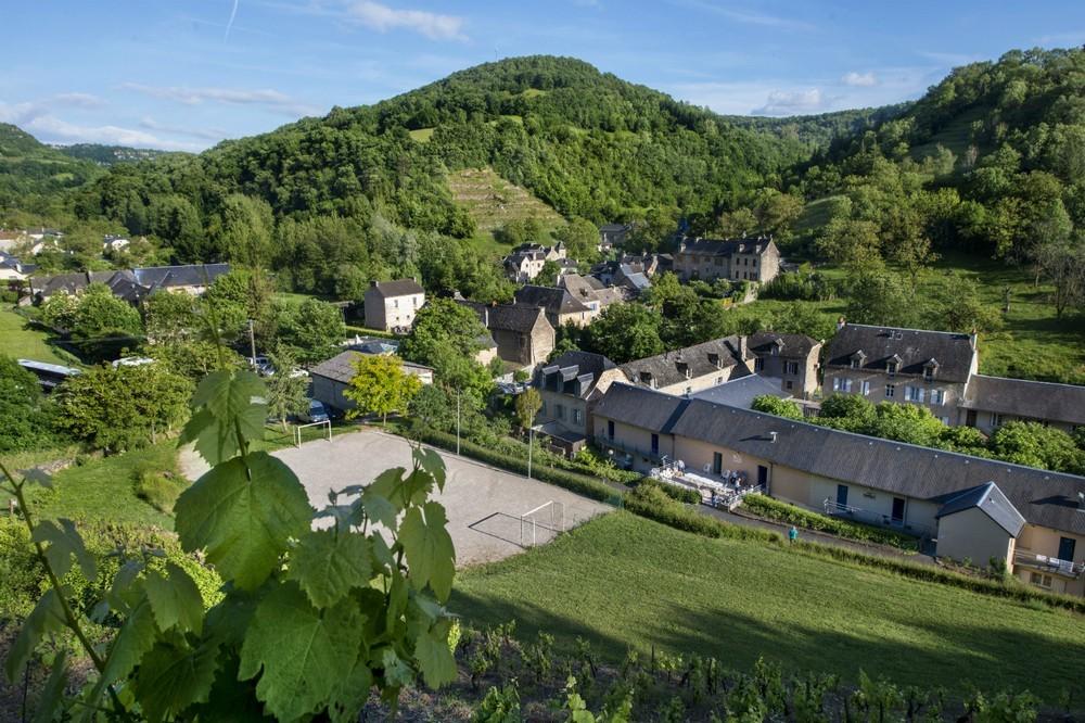 Cap France - Oustal Pont-les-Bains - Umwelt