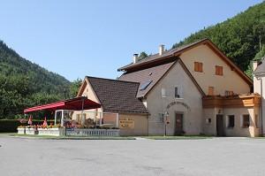 La Neyrette - Esterno