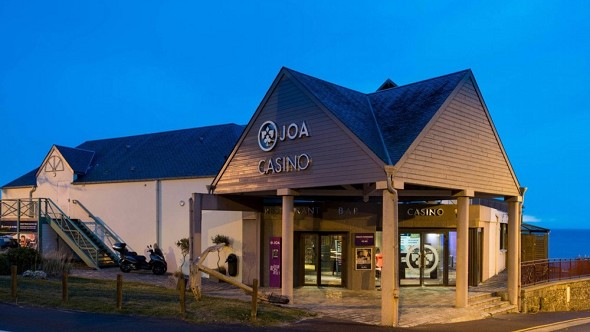 Casino joa de saint-pair-sur-mer - exterior