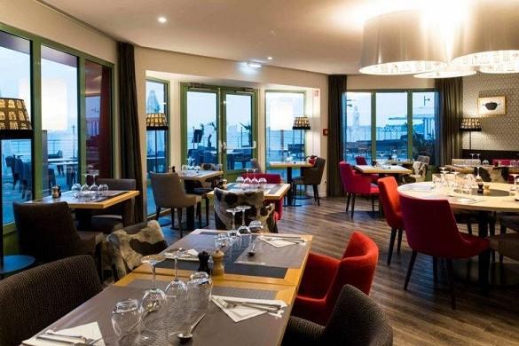 Casino joa de saint-pair-sur-mer - restaurant