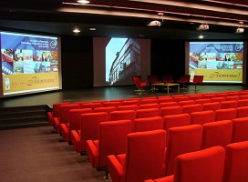 Convention Centre Dinan - Auditorium