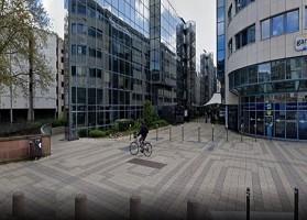 IB Espaces & Services Straßburg - Außenbereich