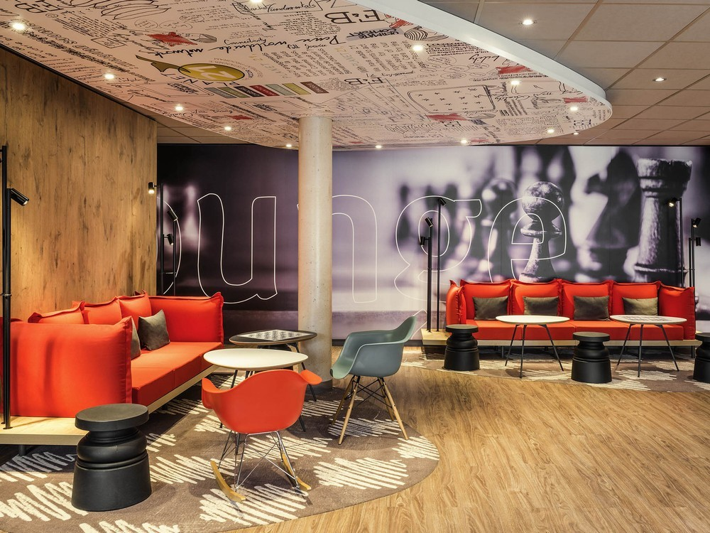 Ibis troyes centre - lounge