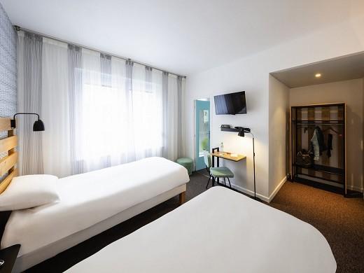 Ibis styles calais center - double room
