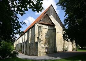 Abadía de Vaucelles - seminario Les Rues-des-Vignes