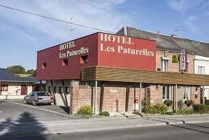 Hôtel les Paturelles - Esterno
