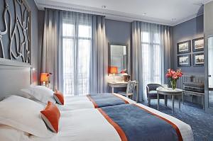 Hotel Splendid Etoile - Paris seminario