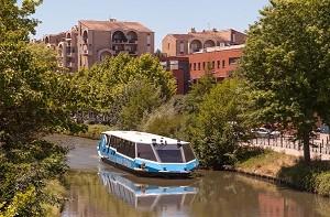 L'Occitania - Organización de un seminario sobre un barco.