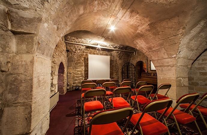 Apuestas subterráneas - espacio para seminarios
