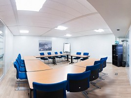 Regus Strasbourg Tour Europe - meeting room