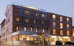Hôtel du Commerce Saint-Gaudens - Seminario hotel haute-garonne