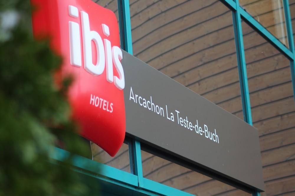 Ibis Arcachon la Teste - ibis Arcachon entrada