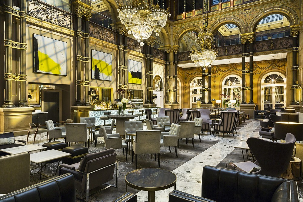 Hilton paris opera - the grand salon