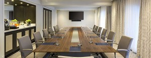 The Salon Norma is the ideal place to organize a board of directors or a work meeting.